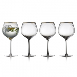 Lyngby Palermo Gin & Tonic Glas 65cl 4 st