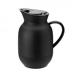 Stelton Amphora Termokanna 1L Svart