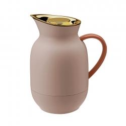Stelton Amphora Termokanna 1L Peach