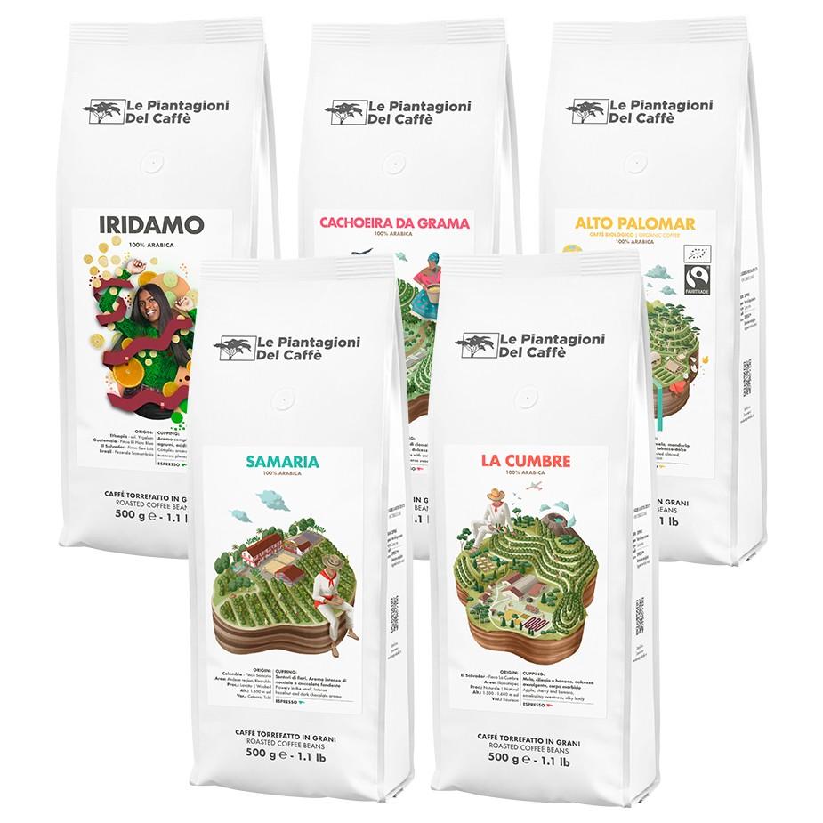 Le Piantagioni Mixpakke 4 kg
