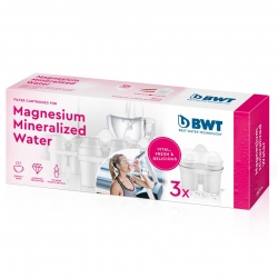 BWT Magnesium Filtre (3-pak)