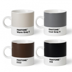Pantone Mixpaket Espressomugg 0,12L