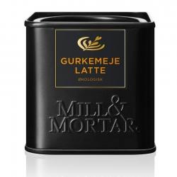 Mill & Mortar Gurkmeja Latte Organisk 50g