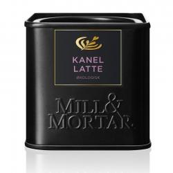 Mill & Mortar Kanel Latte Organisk 50g