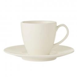 Colormix Kopp m. kaffefat 20cl 6 st Vit