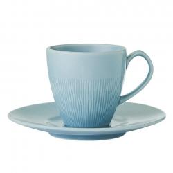 Colormix Kopp m. kaffefat 20cl 6 st Blå
