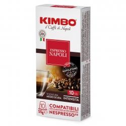 Kimbo Napoli Kaffekapslar 10 st