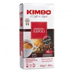 Kimbo Espresso Napoletano - Malet kaffe 250g
