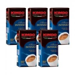 Kimbo Aroma Intenso - Malet kaffe 5x250g