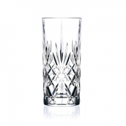 RCR Melodia Highball Glas 6 st. 36 cl
