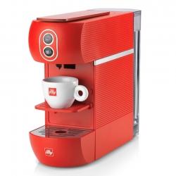 Illy Elite E.S.E Kapsel-espressomaskin Röd