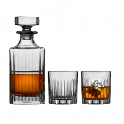 Lyngby Mayfair Whiskyset 75 cl Inkl. 2 glas