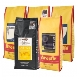 Arcaffe Deluxe Kaffepaket