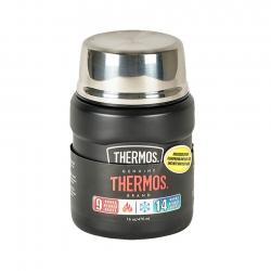 Thermos Mattermos 0,47 L Mat Svart
