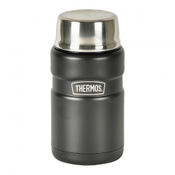 Thermos Mattermos 0,71 L Mat Svart