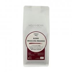 Holy Bean Brasilien/Rwanda Espresso Blend Ekologiskt 250 g