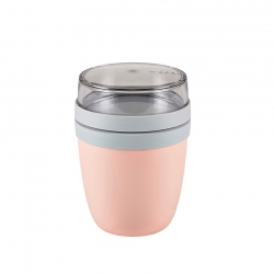 Mepal Ellipse Mini Lunchbägare Nordic Pink