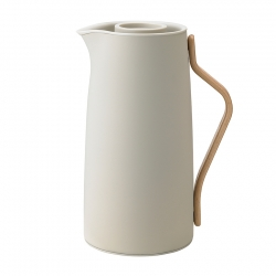 Stelton Emma Termokanna Kaffe 1,2 L Soft Sand