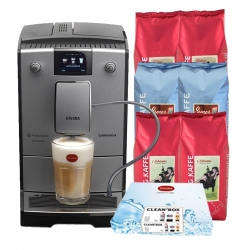 Nivona CafeRomatica 769 Inkl. 6kg Kaffe & Clean³Box
