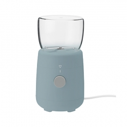 RIG-TIG Foodie Elektrisk Kaffekvarn Blå