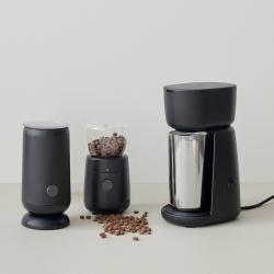 RIG-TIG Foodie Elektrisk Kaffekvarn Svart