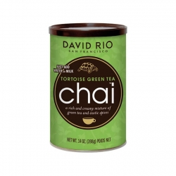 David Rio Chai Tortoise Green 398g