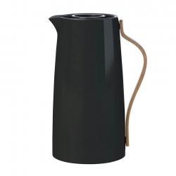Stelton Emma Termoskanna Kaffe 1,2L - Svart