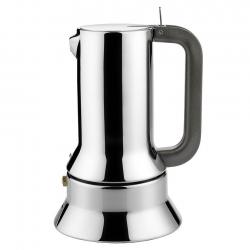 Alessi 9090 Espressokanna 6 Koppar