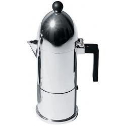 Alessi La Cupola Espressokanna 3 Koppar