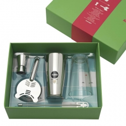 Alessi Boston Shaker Set