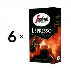 6x250gr Segafredo Espresso Casa - Malet