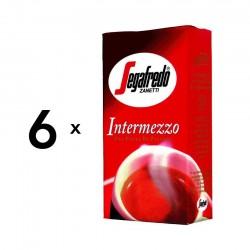 6x250gr Segafredo Intermezzo - Malet
