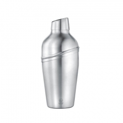 Bredemeijer Shaker m. si 0,7 L - Matt