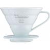 Espresso Gear Filterhållare Porslin Vit