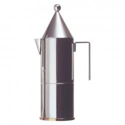Alessi La Conica Espressokanna 6 Kopp.
