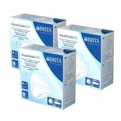 Brita AquaGusto 100 Kalkfilter 3 st