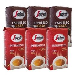 Segafredo Casa och Intermezzo 6 kg