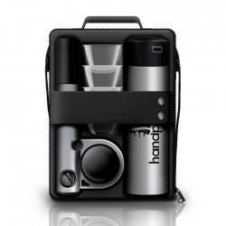 Handpresso Hybrid Outdoor set Silver