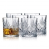 Lyngby Melodia Whiskyglas 6 st. 31 cl
