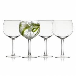 Lyngby Juvel Gin & Tonic Glas 4 st 65 cl