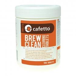 Cafetto Brew Rengöringstabletter 100 stk.