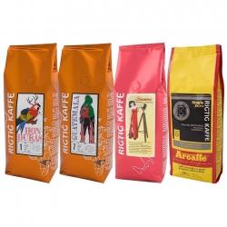 Centralamerika Mixpaket - 4 varianter
