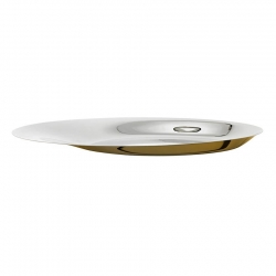 Stelton Norman Foster Fat 46cm Stål/Golden