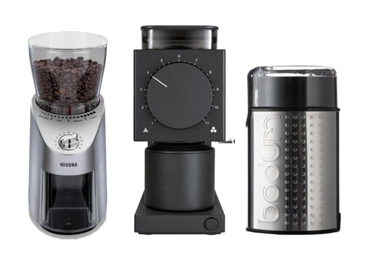 Kaffekvarnar