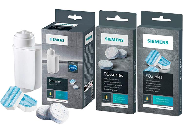 Siemens Rengöringsprodukter
