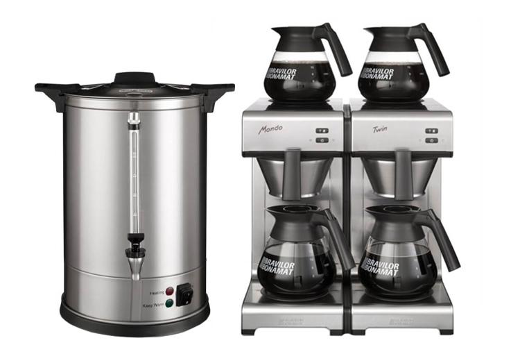 Espressomaskin till små företag