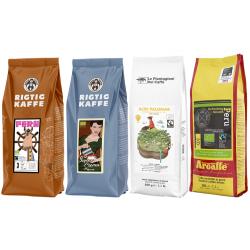Ekologiskt & Fair Trade Kaffe