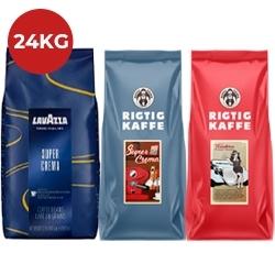 Kaffepaket - 24 kg