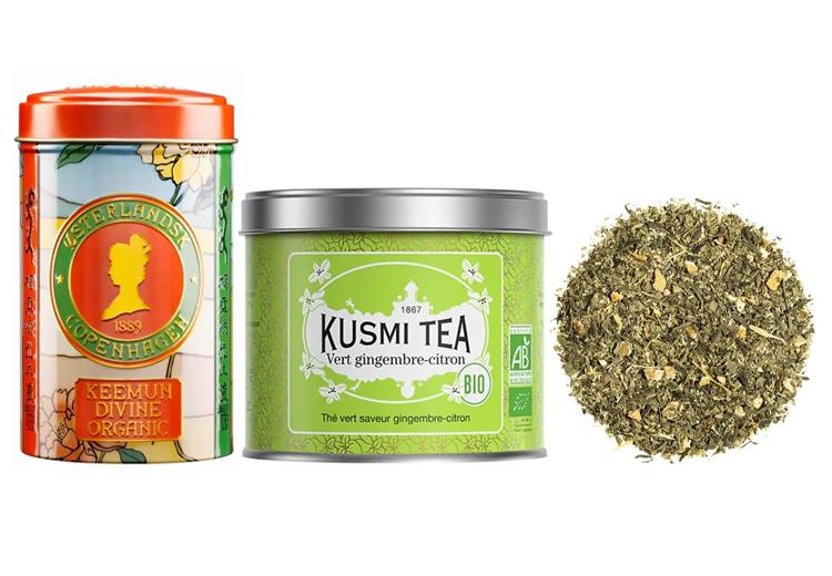 Ekologiskt te