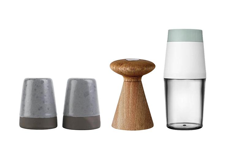 Salt/Peppar & Olja/Vinäger